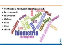 Trendy biometria