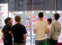 Metodika agilného vývoja softvéru (SCRUM)