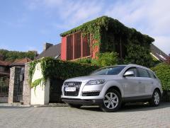 Audi Q7 – kapacita vo svojej triede