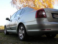 Škoda Octavia II. latku opäť o niečo pozdvihla