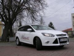 Ford Focus 1.6 TDCi – medzi konkurentmi sa rozhodne nestratí