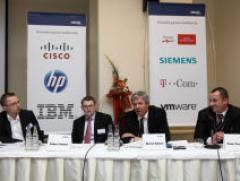 Fotoreportáž z konferencie eFOCUS: IT trend 2010 - Cloud Computing, Dátové centrá, Virtualizácia