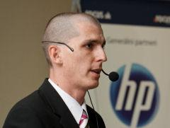 HP CloudSystem Matrix - live show