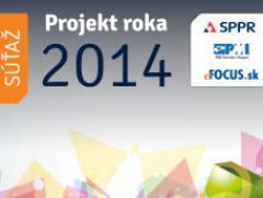 Výzva pre projektových manažérov: 2. ročník súťaže PROJEKT ROKA 2014